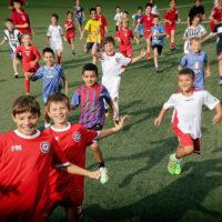 La settimana della Scuola Calcio biancorossa