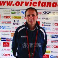 Silvano Fiorucci è il nuovo allenatore