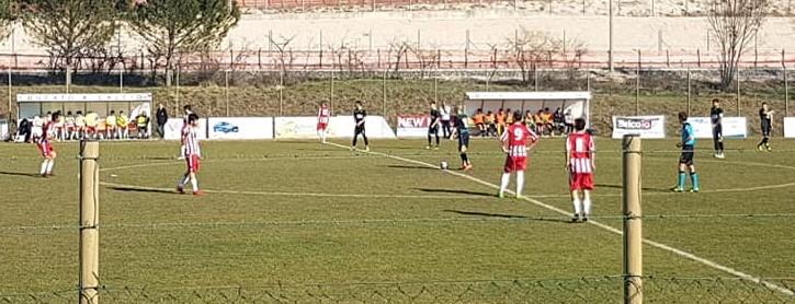 Ancora un 2-2 per l'Orvietana