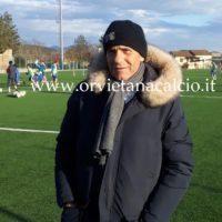 Silvano Fiorucci è tornato a dirigere gli allenamenti