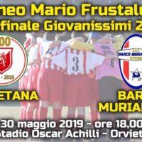 Frustalupi 2019: semifinali e finali