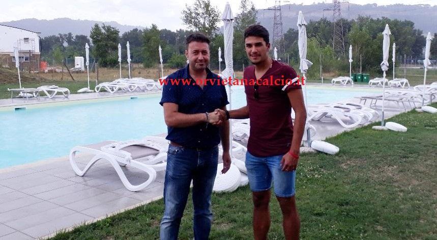 Il difensore centrale Stefano Grizzi approda in biancorosso