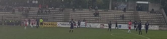 Secondo tempo fatale all'Orvietana, la Narnese accelera e vince la partita