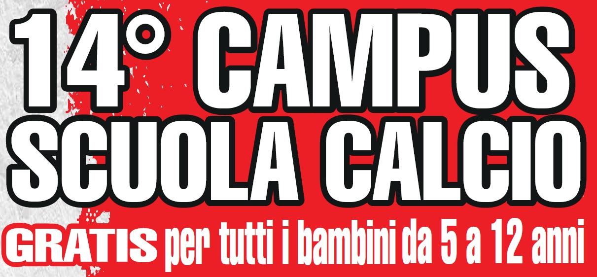 Al via il 14° Campus dell'Orvietana calcio