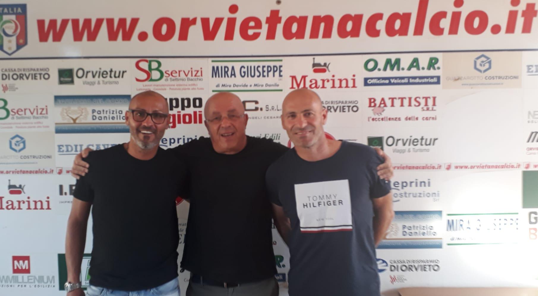 Si riparte con Arcipreti dg, Cioci ds e Ciccone allenatore