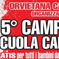 Dal 13 al 16 Settembre Campus gratuito di scuola calcio